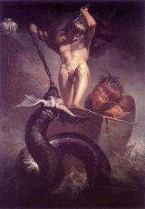 The Serpent of Midgard