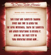 The Dream Fighter Chronicles Book 1: Discovery!