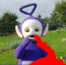 One for the kids Tellie Tubbie Fight