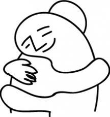 Your hug
