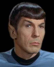 MR. Spock's death