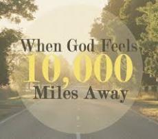 WHERE GOD IS HELPLESS