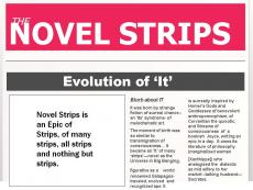 Novel Strips
