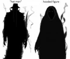 shadows all around us