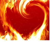 the powerful word LOVE