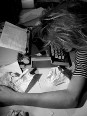 When Writer's Block Fell in Love With Me