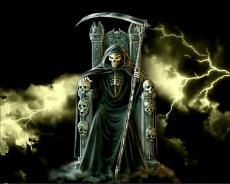 Grim Reaper vs. Me