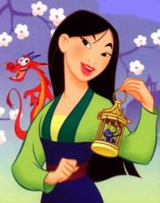 Ming Na Wen-(Kilo's Classic Disney Movie Challenge for Mulan)