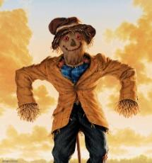 The Scarecrow's Dreams