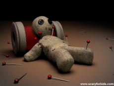 The Voodoo Doll (Mirjana's Challenge)