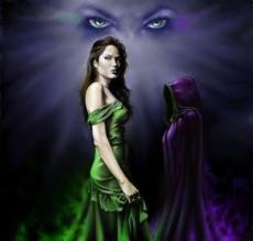A Demon Within Me(AvidReader Picture Fantasy Challenge)