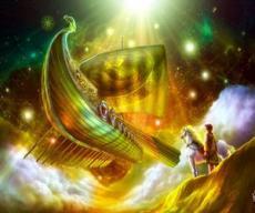 Golden Ship of Dreams(Avid Reader's Challenge)