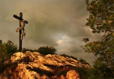 Description Of A Historical Event - The Crucifixion Of Jesus