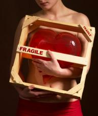 Fragile Heart by Shea Ryhai
