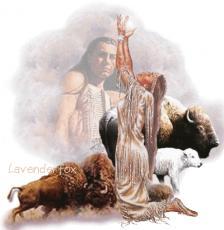 Cherokee Blood....