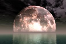 Moonlight....