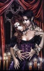 Blood Desire: Dragostea Unui Vampir (Poem)