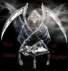 Two Sides of the Scythe