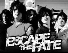 The Day I Left The Womb - Escape The Fate