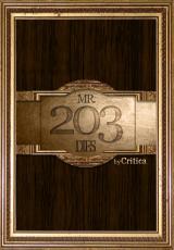 Mr. 203 Dies