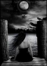 Standing in the Moonlight