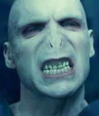 Say Goodbye to Tom Riddle, Here I am Lord Voldemort