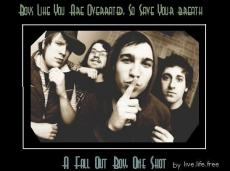 Boys Like You Are Over-rated, So Save Your Breath (Patrick Stump)