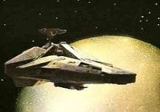 Blakes 7 - Nexxar (lost screenplay to British Science Fiction Series)