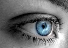 Baby Girl (Baby Blue Eyes)