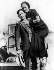 Just like bonnie and clyde