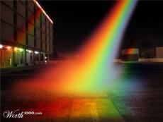 Blackend Rainbow