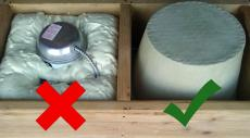 Kep Insulation Away from Recessed Lights.