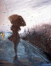 Rain Rain, Stay Awhile...