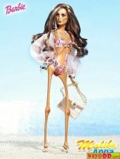 Bashful Barbie