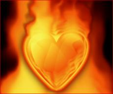 Hearts on fire (sapphire/Aria)