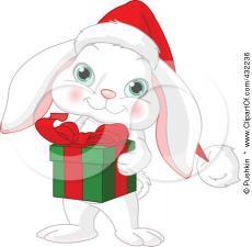 Christmas Carol-Bunny Rabbit
