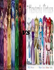 THE SEVEN SINS/VIRTUES CONTEST