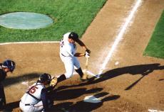 The Home Run (To Tony Miranda)