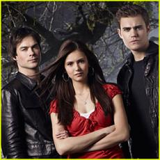 Who we are- The Vampire Diaries-(book and Show)