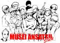 Musei Ansatsusha (The Silent Assassin) Volume I