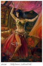 The Lovely Dancer