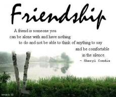 IS IT MORE THAN FRIENDSHIP?