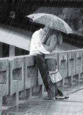 Let the rain fall!!