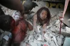 Haiti Cries.