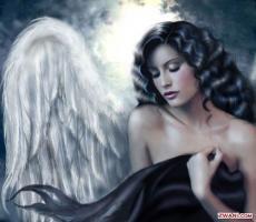 Angels (iheartbink's poetry challenge)