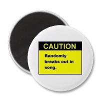 Random Music Page for Less Random Reasons!
