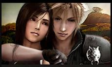 Tifa Bears Cloud's Child Final Fantasy VII