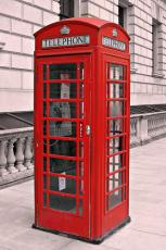Little Red Telephone Box