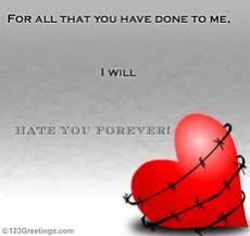 Love Me Or Hate Me? Choose One.