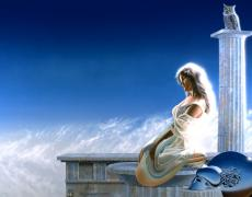 VIRTUAL WRITER'S GREEK MYTH COMPETITION